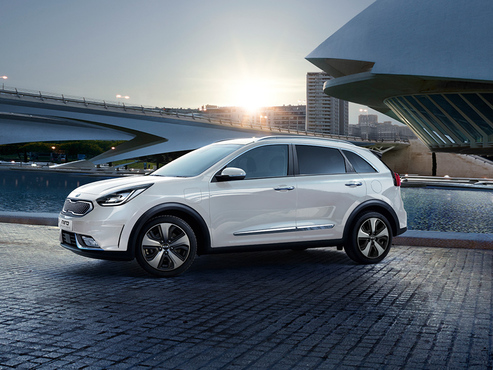 Leasing KIA Niro Plug-In-Hybrid 1.6 DCT6 Advance Pluspaket 2