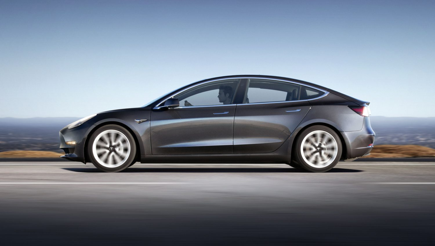 Tesla Model 3 Standard Range Plus RWD