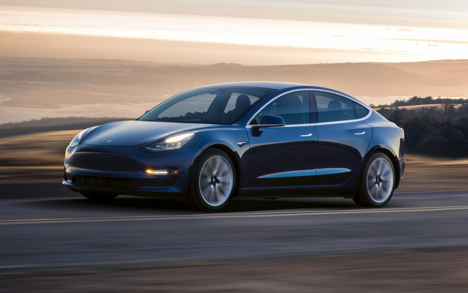 Leasing Tesla Model 3 Performance Dual Motor