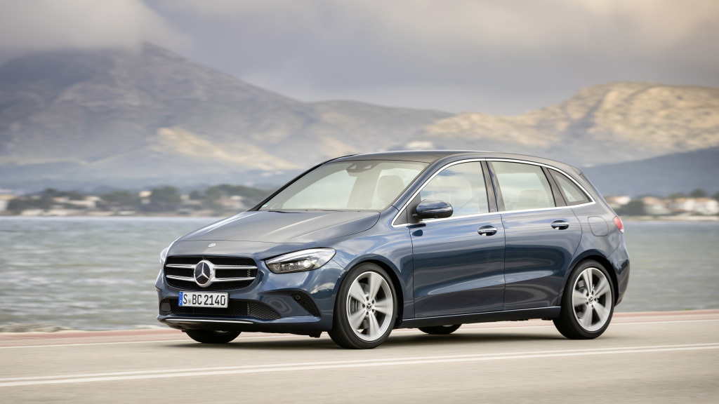 Leasing Mercedes-Benz B 200 aut.